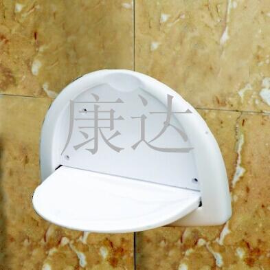圆形淋浴椅