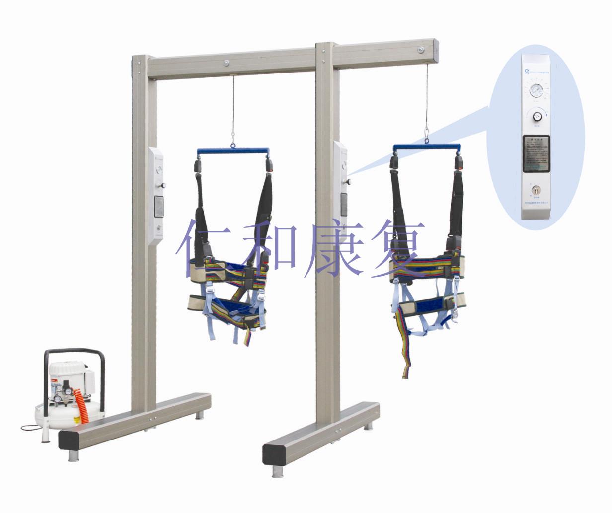 电动减重训练架01
