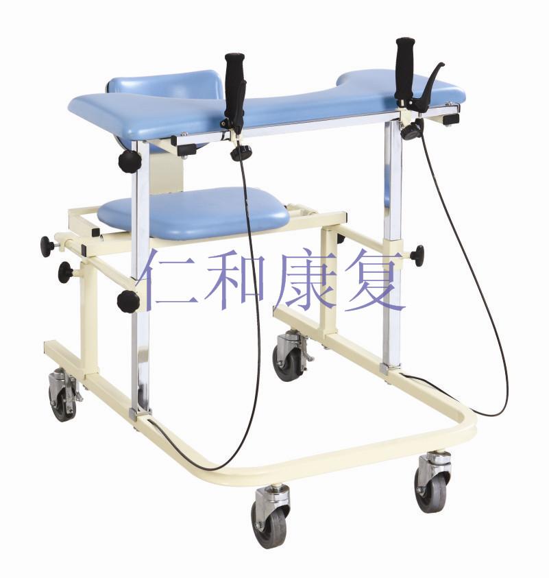 辅助步行训练器(带刹带座)