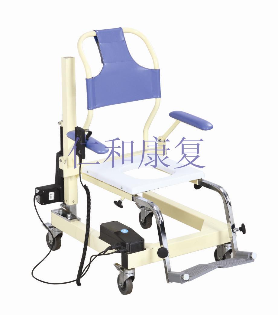 电动升降坐便椅